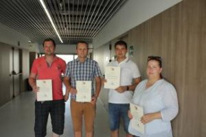 Internship in Spain: experience of PhD students