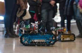 KTU Joined the European Robotics Week