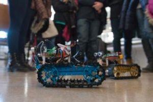 KTU Joined the European Robotics Week
