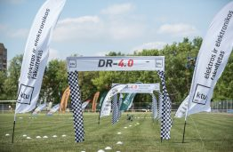 DR-4.0 Drone Race Powered by Littelfuse in Kaunas