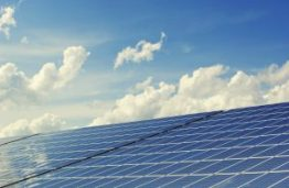 Pilot project of floating solar power plant conceived in KTU receives state funding